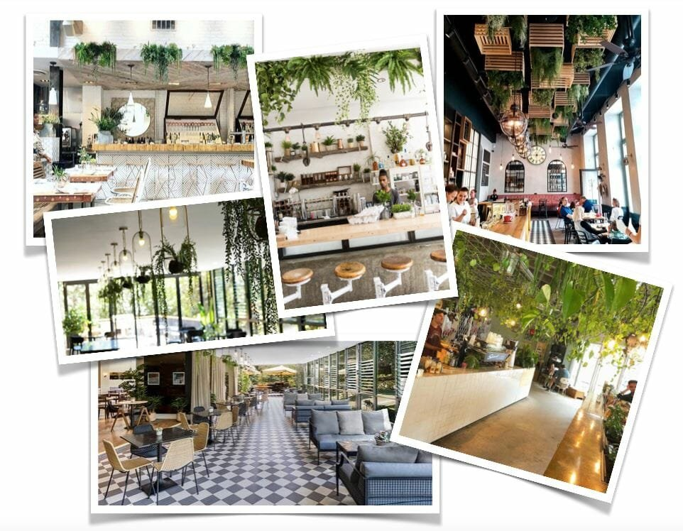 decorilla coffee shop inspiration