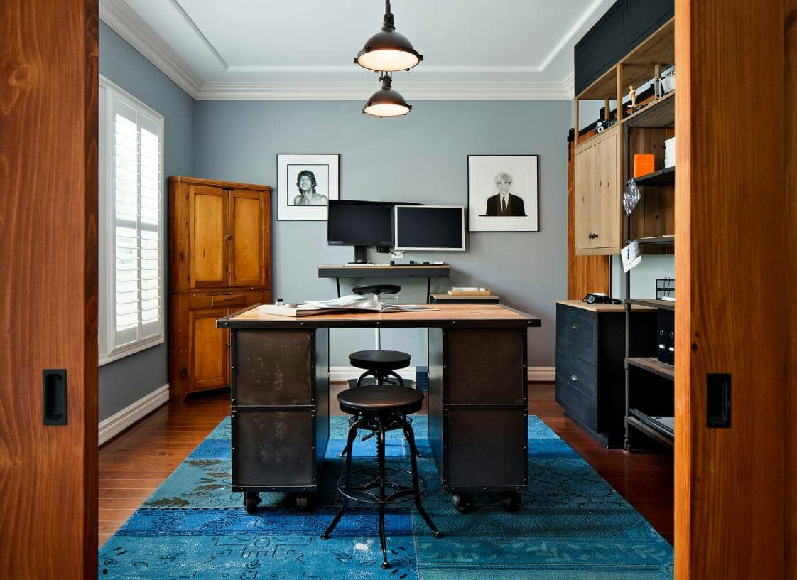 home office design ideas - corine decorilla
