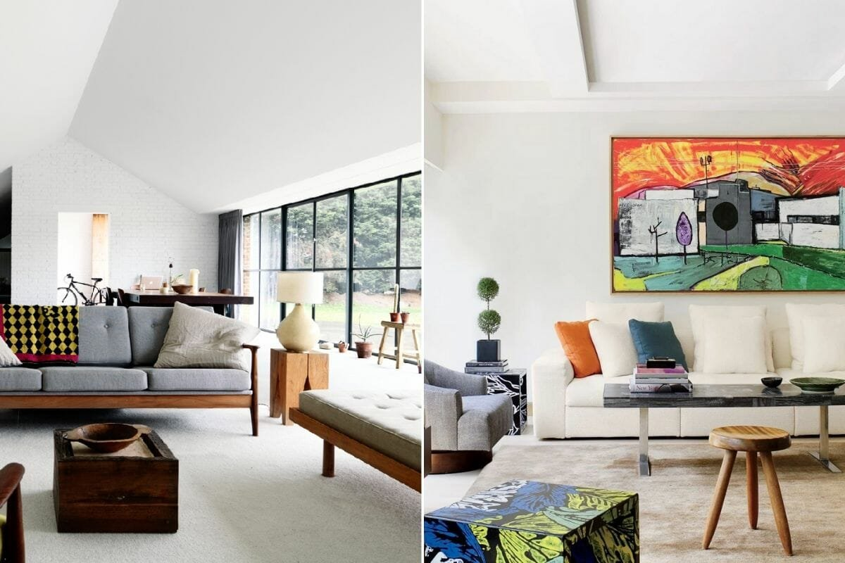 Modern Vs Contemporary Interior Design Style Your Go To Guide At Home