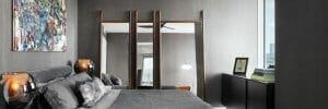 masculine bedroom design online feature