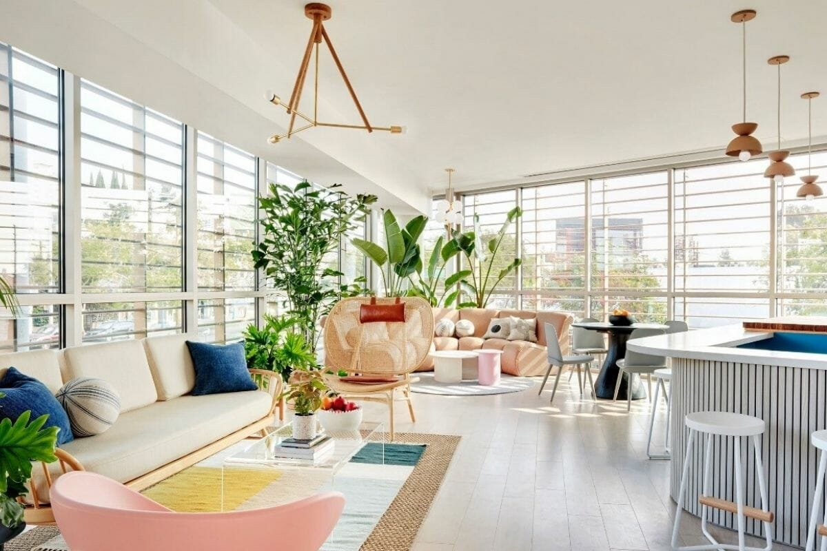 Colorful inspiration to help you design a happier home