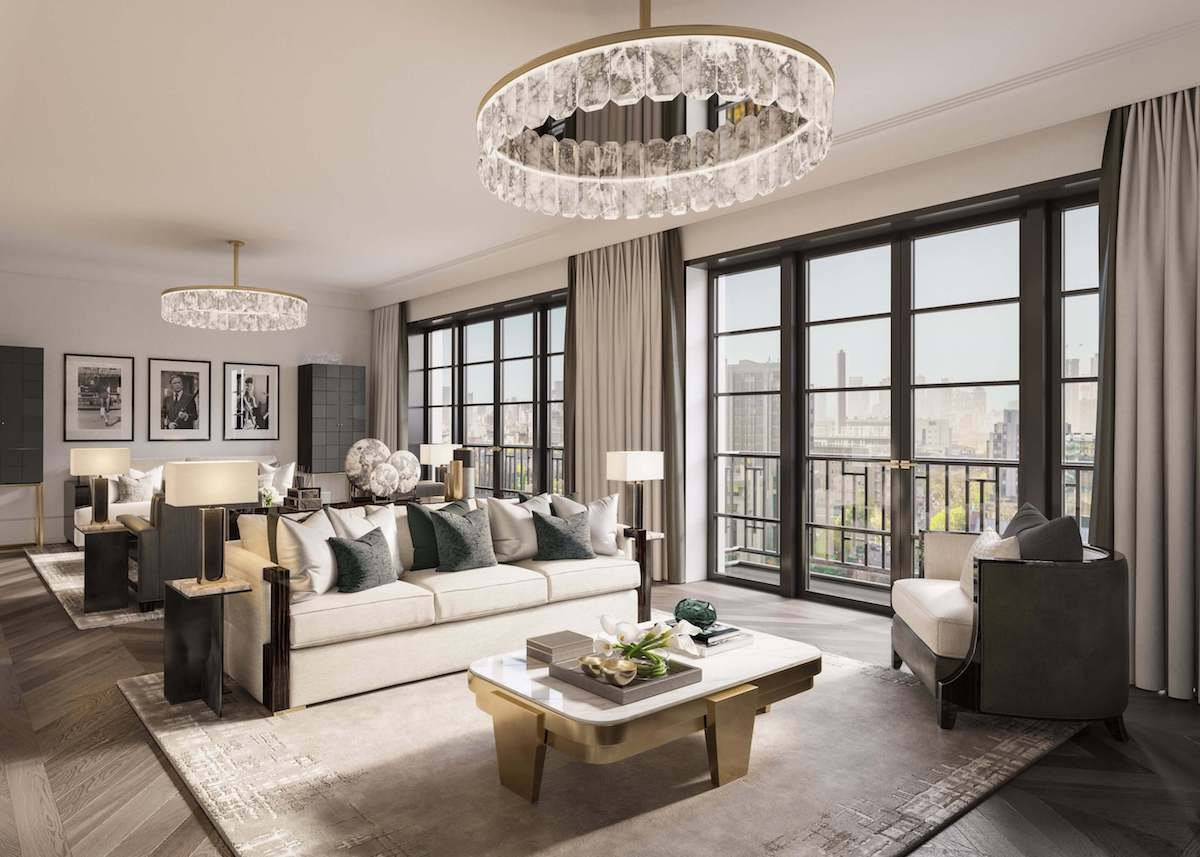 NYC Home Decor Luxurious New York Apartment