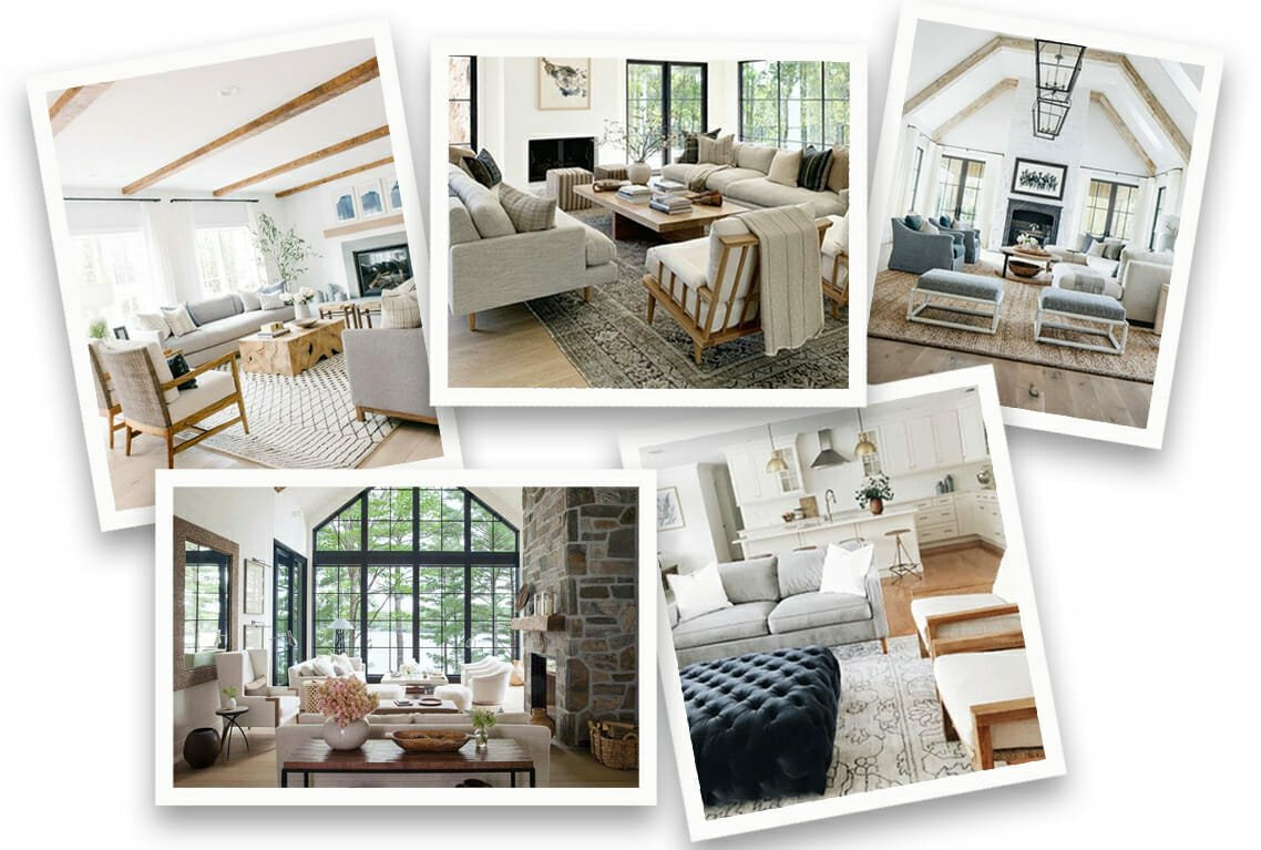 Modern Rustic Home Design Inspiration Photos