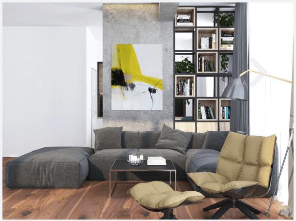New York Loft Decorating Style Decorilla design