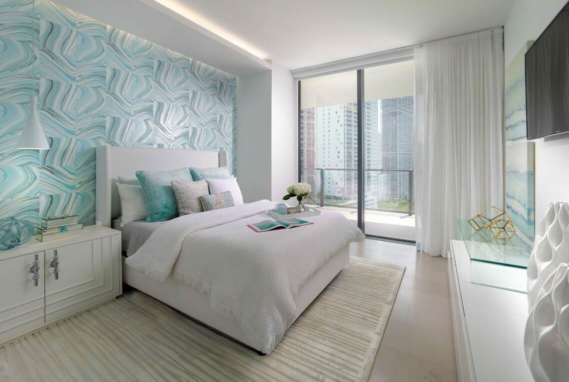 REstful bedroom layout ideas