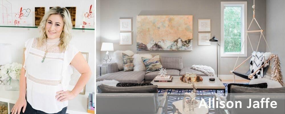 Allison Jaffe interior designers austin texas