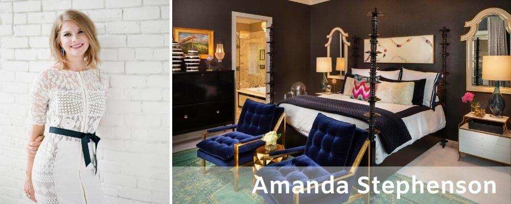 Amanda Stephenson interior designers Austin Texas