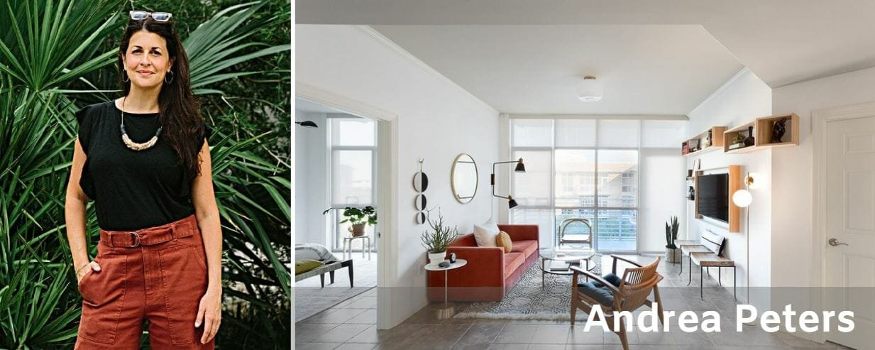 Andrea Peters interior designers in Austin Texas