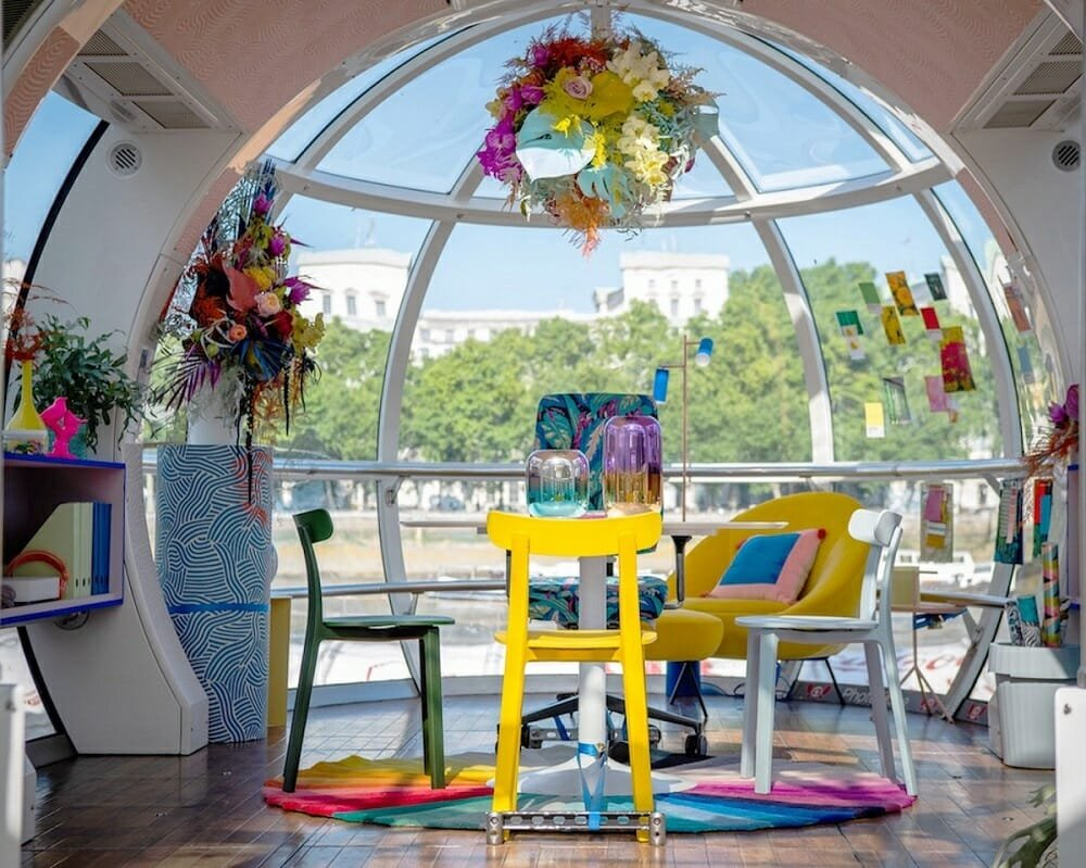 Colorful-home-office-styled-by-interior-stylist-Sophie-Robinson