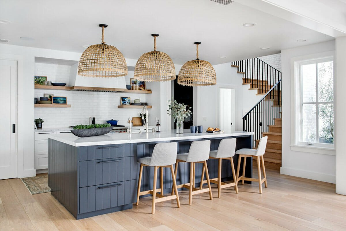 Custom kitchen with pinterest-worthy interior styling