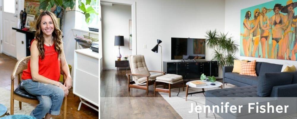 Jennifer Fisher interior design help