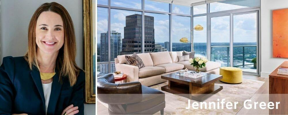 Jennifer Greer interior designers in austin