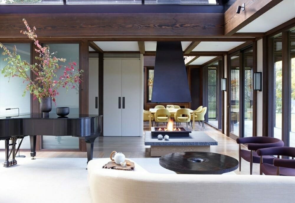 Open-living-and-dining-area-by-Tsao-McKown-one-of-the-top-interior-design-firms