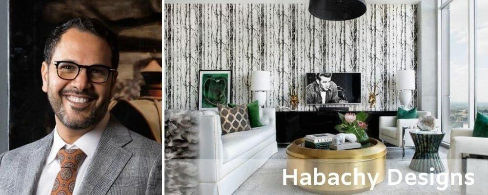 Atlanta interior decorators team, Habachy Designs