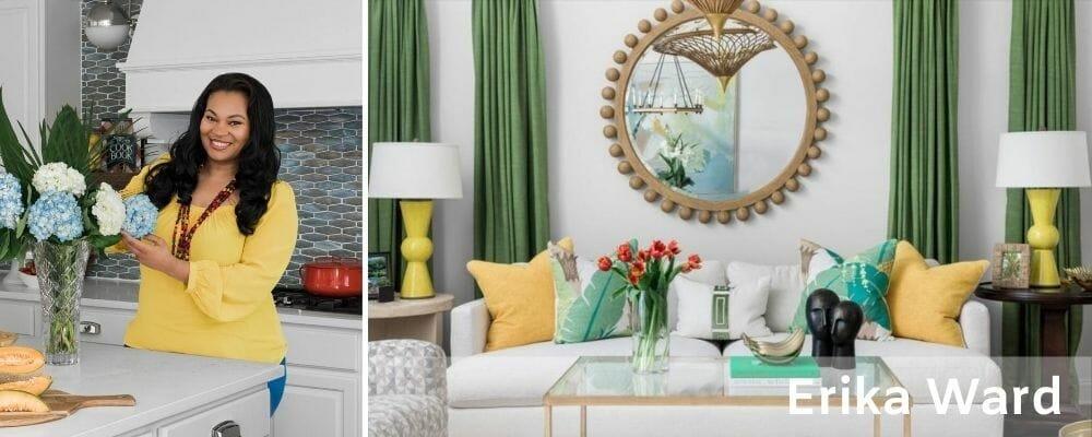 Atlanta interior designers, Erika Ward and her team