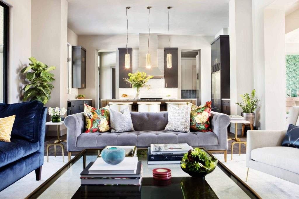 Design created by Top Austin Interior Decorators, Etch Design Group