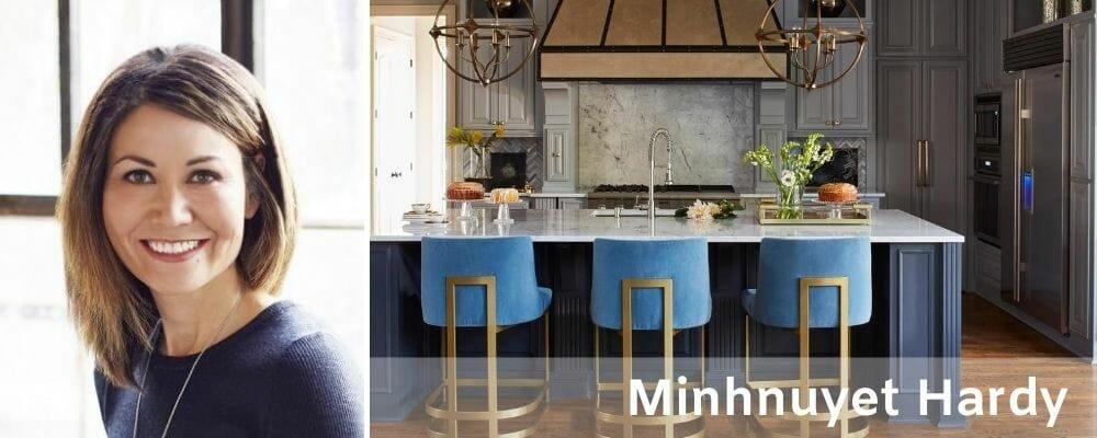 Hire an interior designer in Atlanta like Minhnuyet Hardy