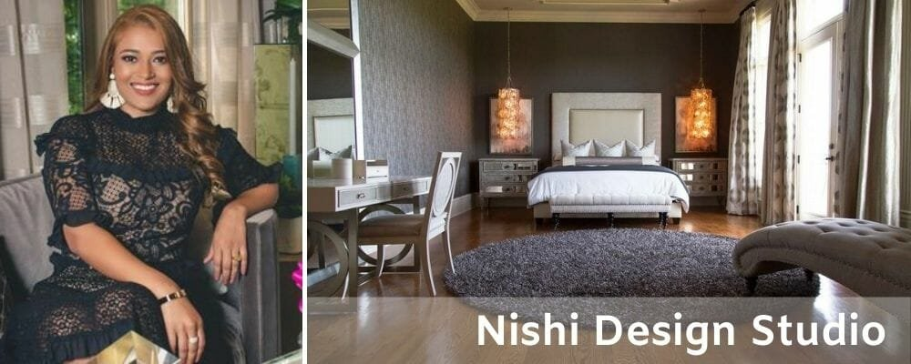 Interior design help from top interior designers in Atlanta, Nishi Design Studio
