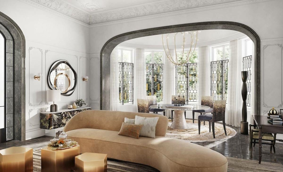 Luxury Interior Design: Top 10 Insider Tips to a High-End Interior