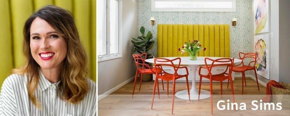 Top Atlanta interior designers like Gina Sims Design