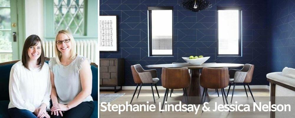 Top Austin Interior Designers Stephanie Lindsay & Jessica Nelson