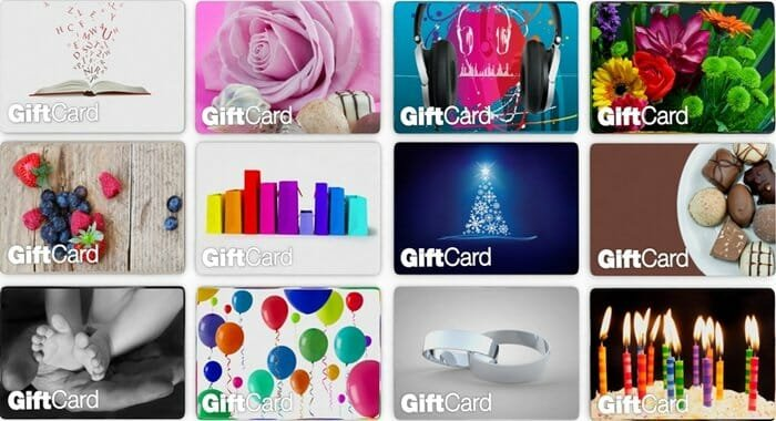 Best Gift Card Ideas
