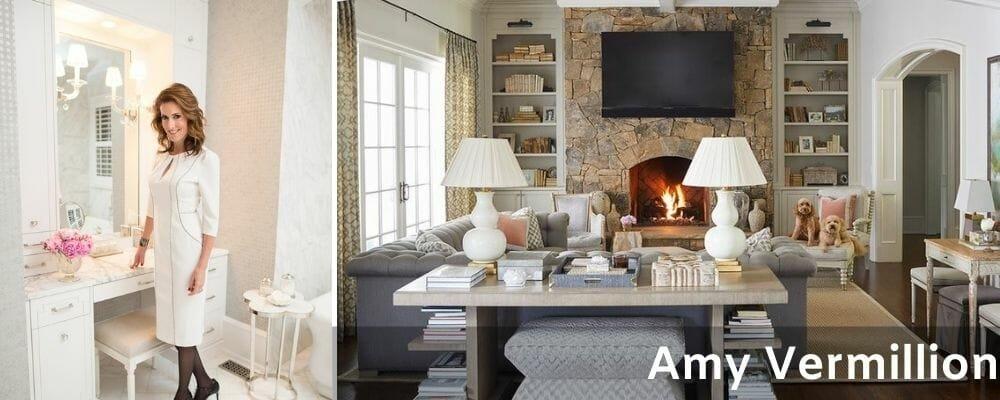 Charlotte Interior designer - Amy Vermillion