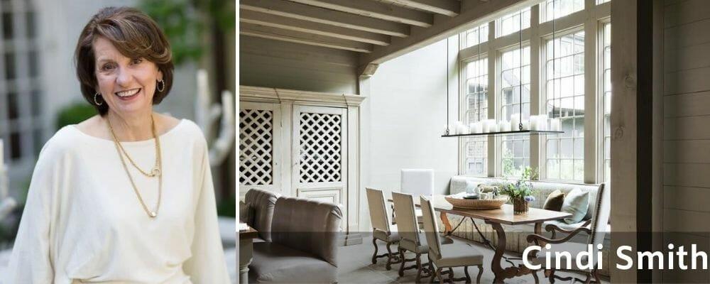 Charlotte interior designer - Cindi Smith