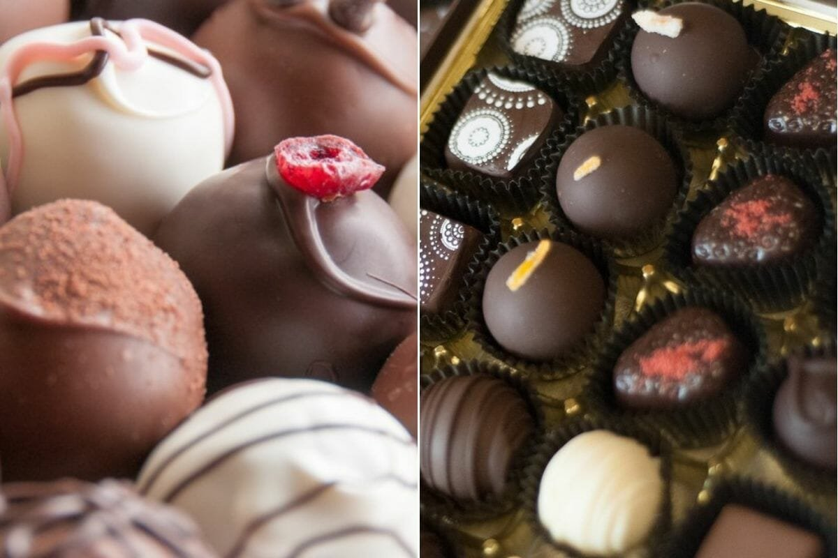 Chocolate monthly subscription - great gift cards for birthdays, Valentine's and Mother's Day