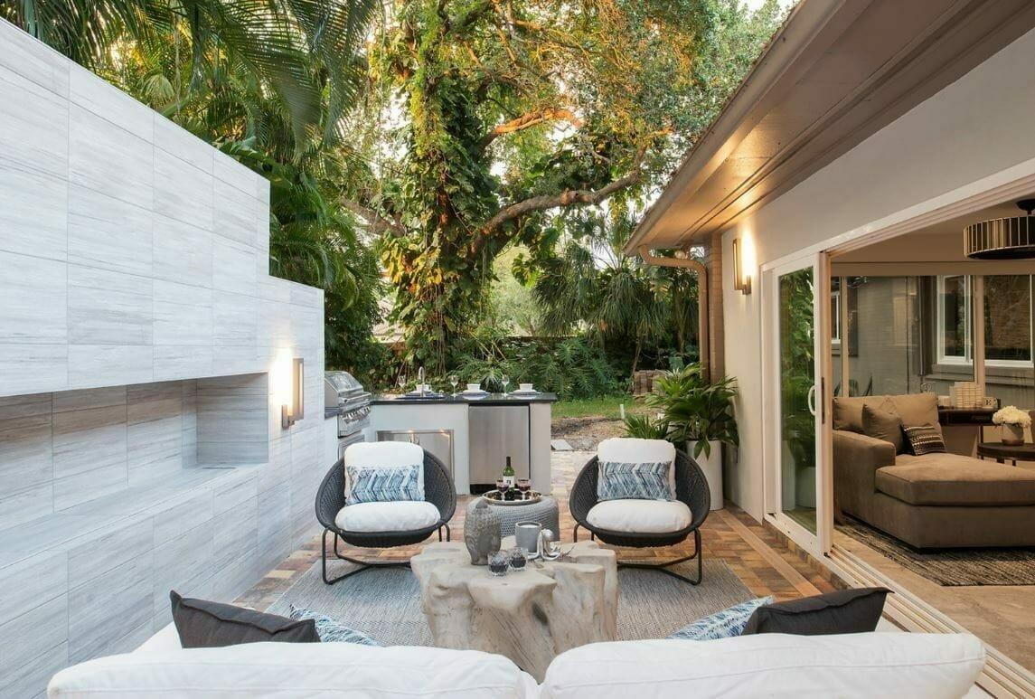 Decorilla patio interior design gift certificate