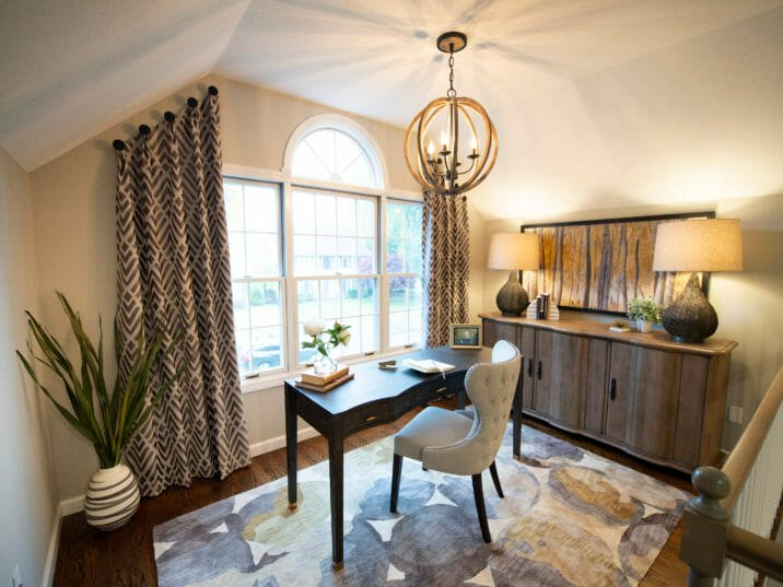 Home office design a great interior design gift card idea by Lisa Scheff