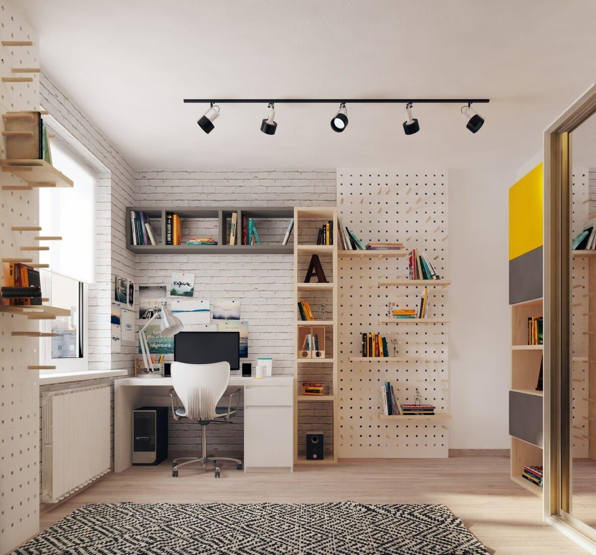 Modular study room ideas