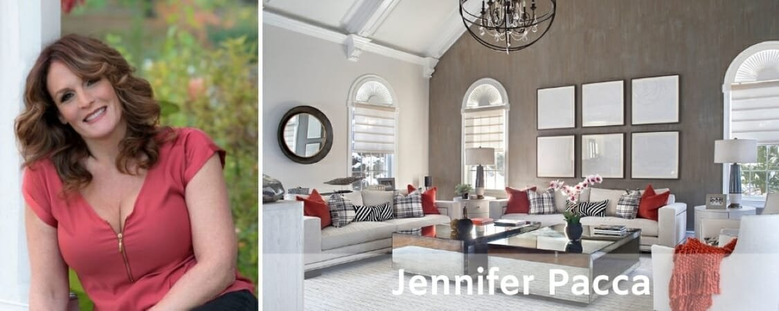 New Jersey Interior Designers Jenifer Pacca