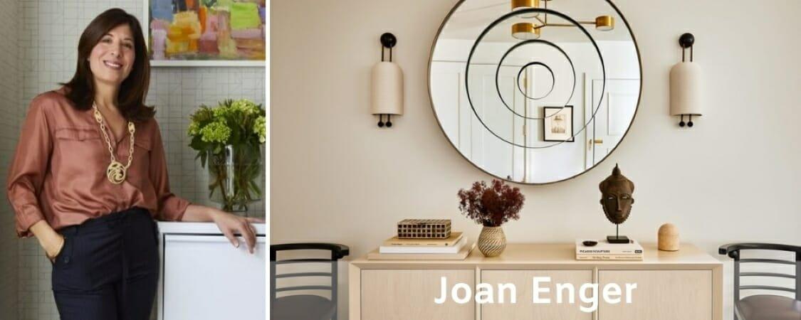 New Jersey Interior Designers Joan Enger