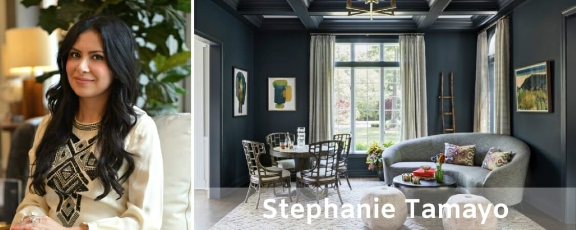 New Jersey Interior Designers Stephanie Tamayo