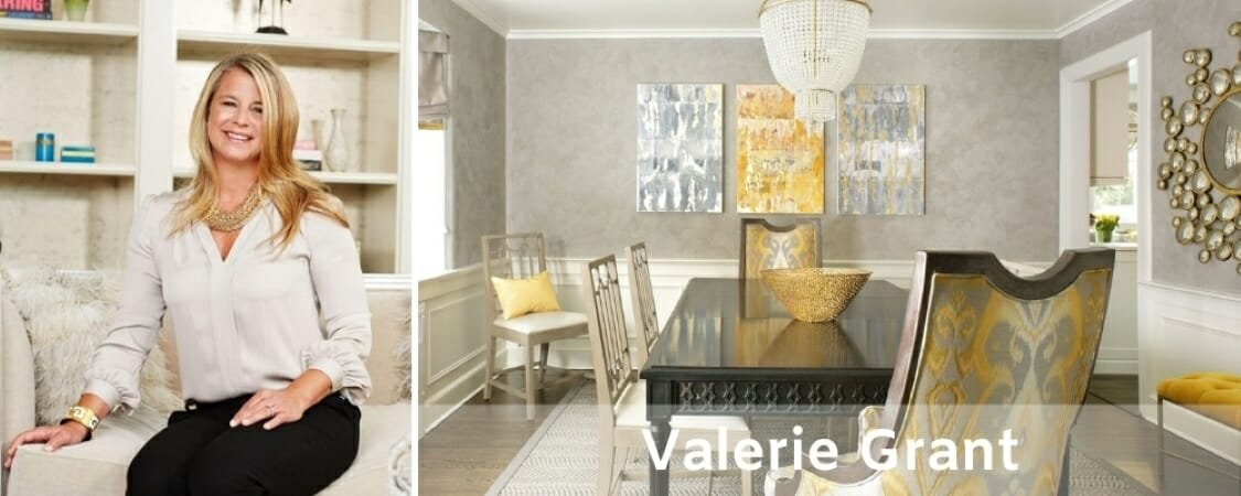 New Jersey Interior Designers Valerie Grant
