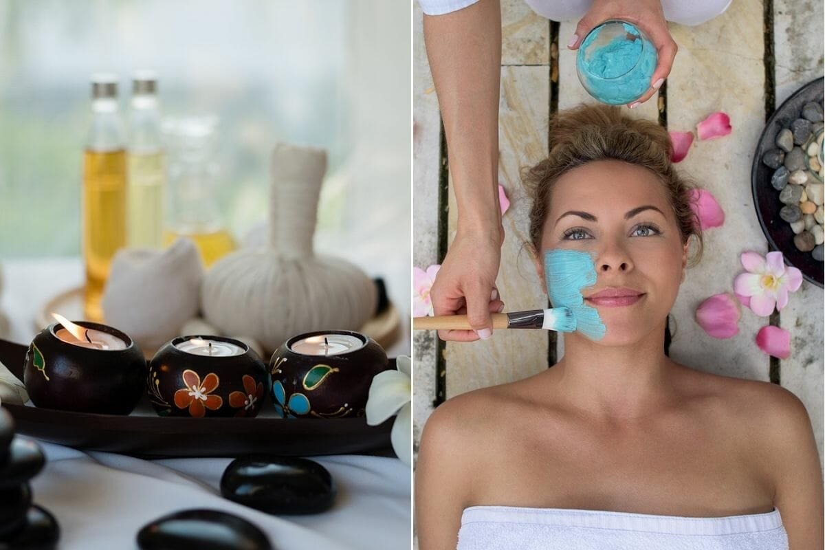 Spa packages as gift cards for mother's day