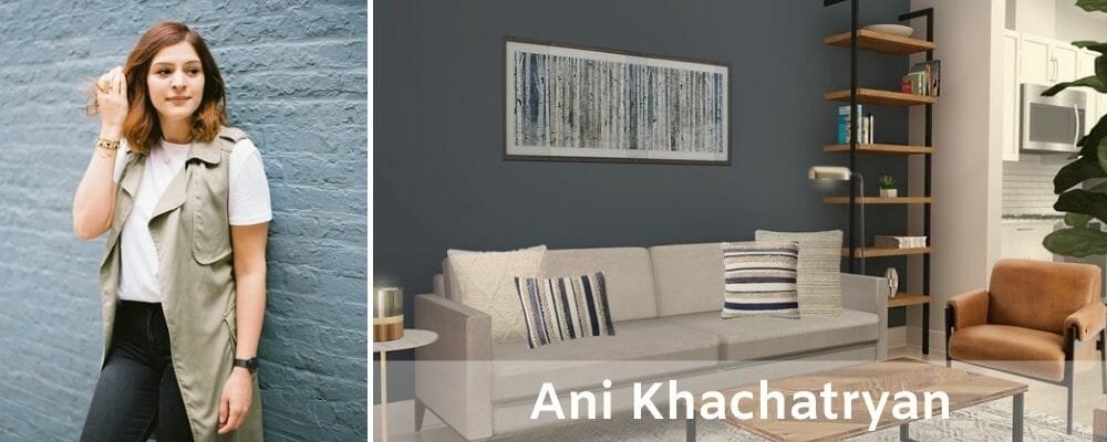 Top New Jersey interior designer Ani Khachatryan