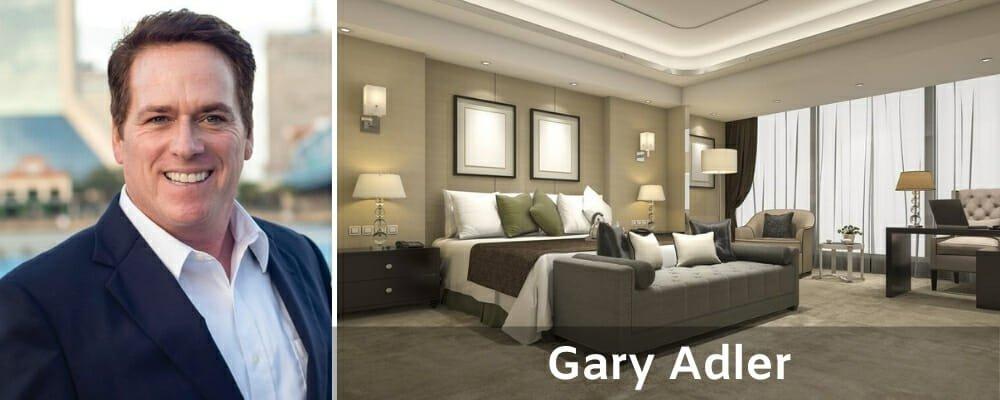 Top Jacksonville interior designers Gary Adler