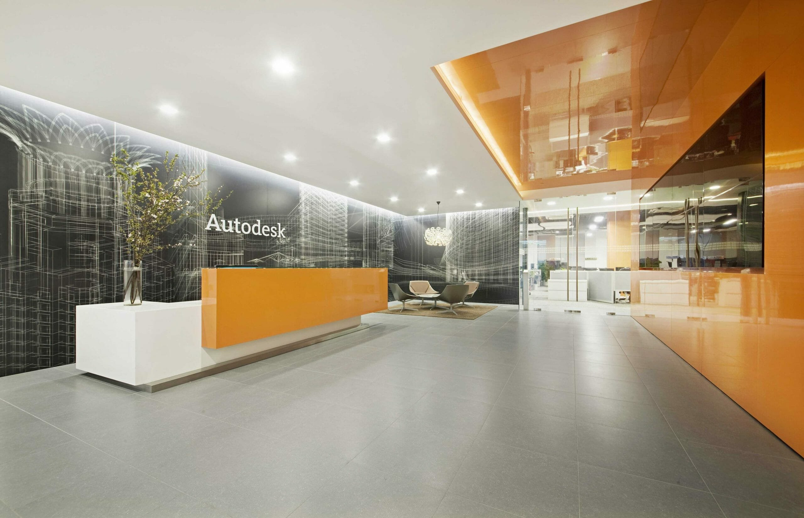 aecom commercial interior design firm