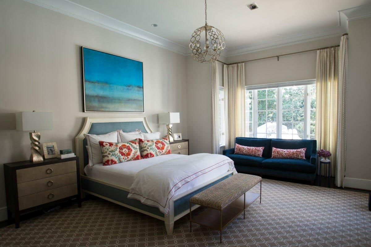 top-Charlotte-Interior-Designer-Master-Bedroom-laura casey