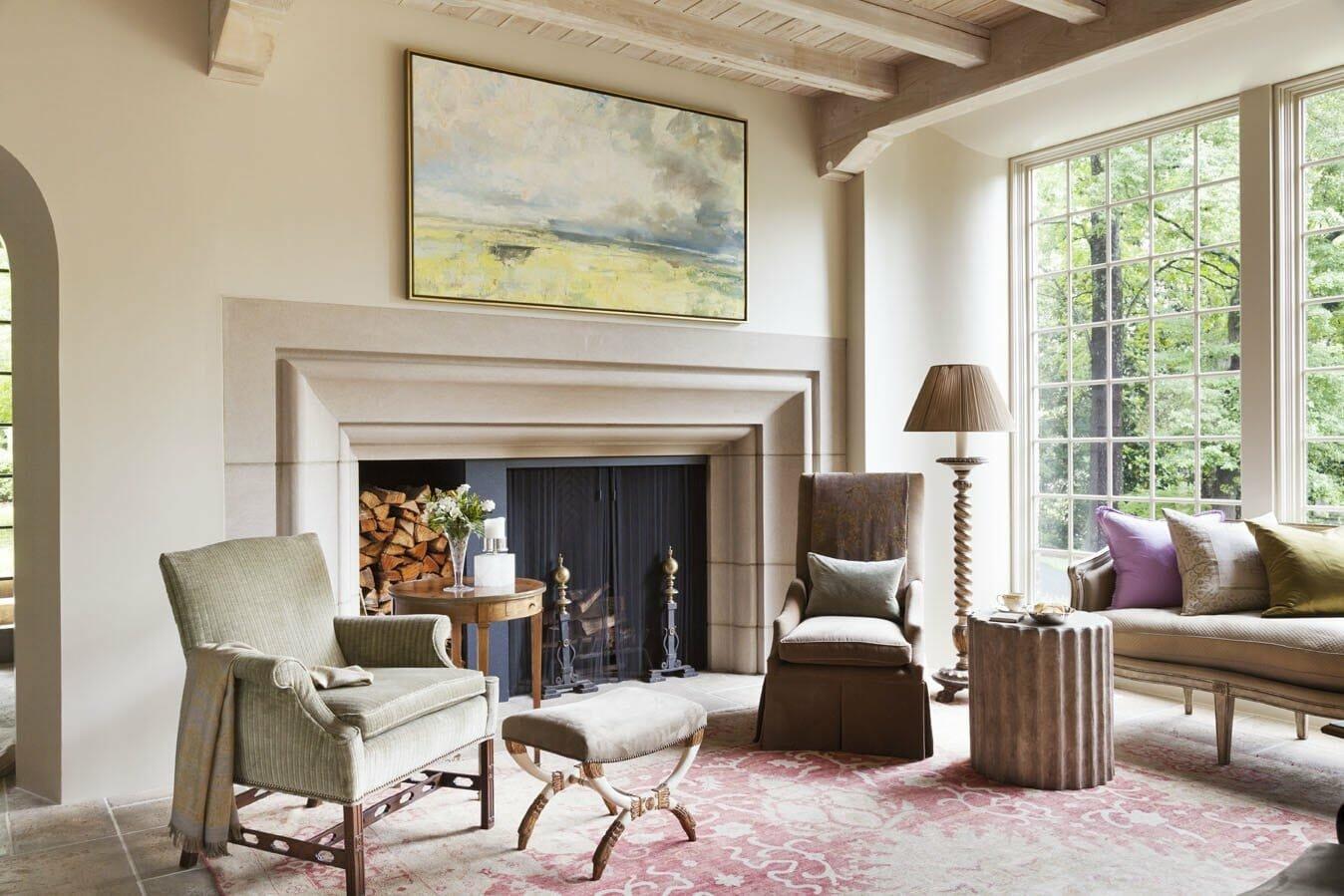 Top charlotte interior designers Circa interiors