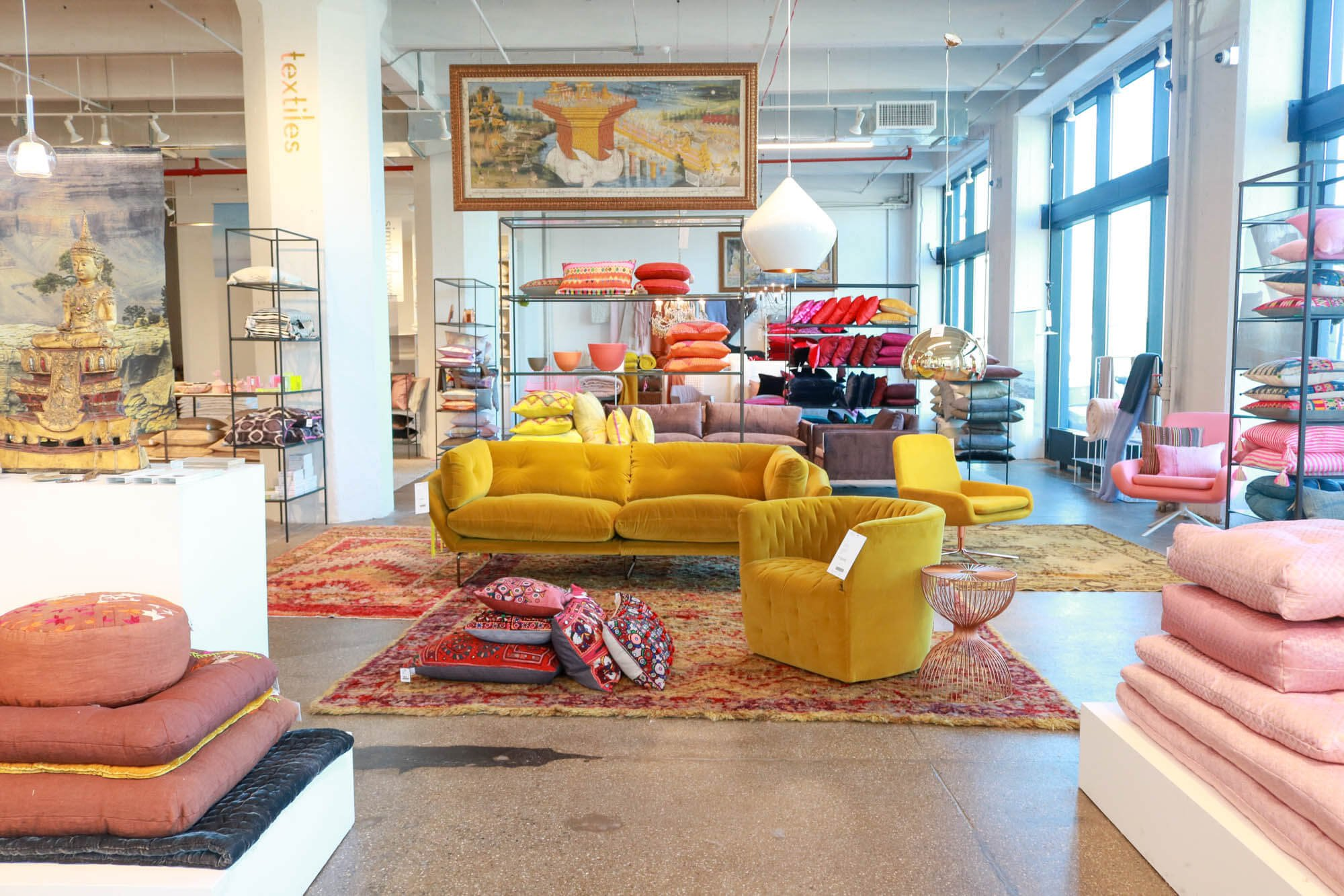 ABC Carpets and home - furniture store NYC