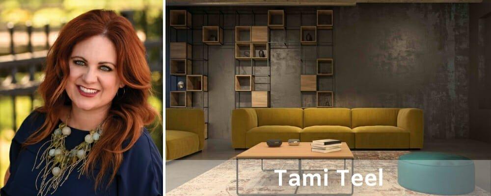 Best Sacramento Interior Designer Tami Teel