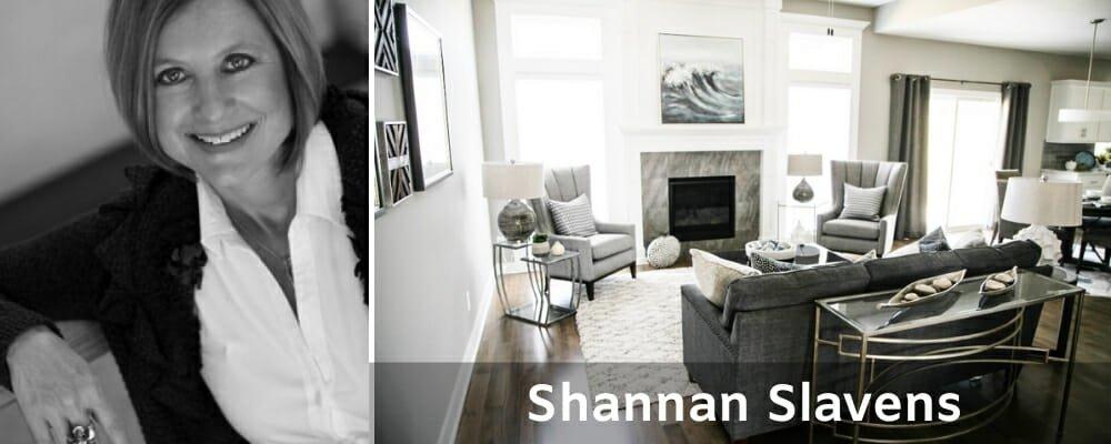 Find an interior designer Shannan Slavens