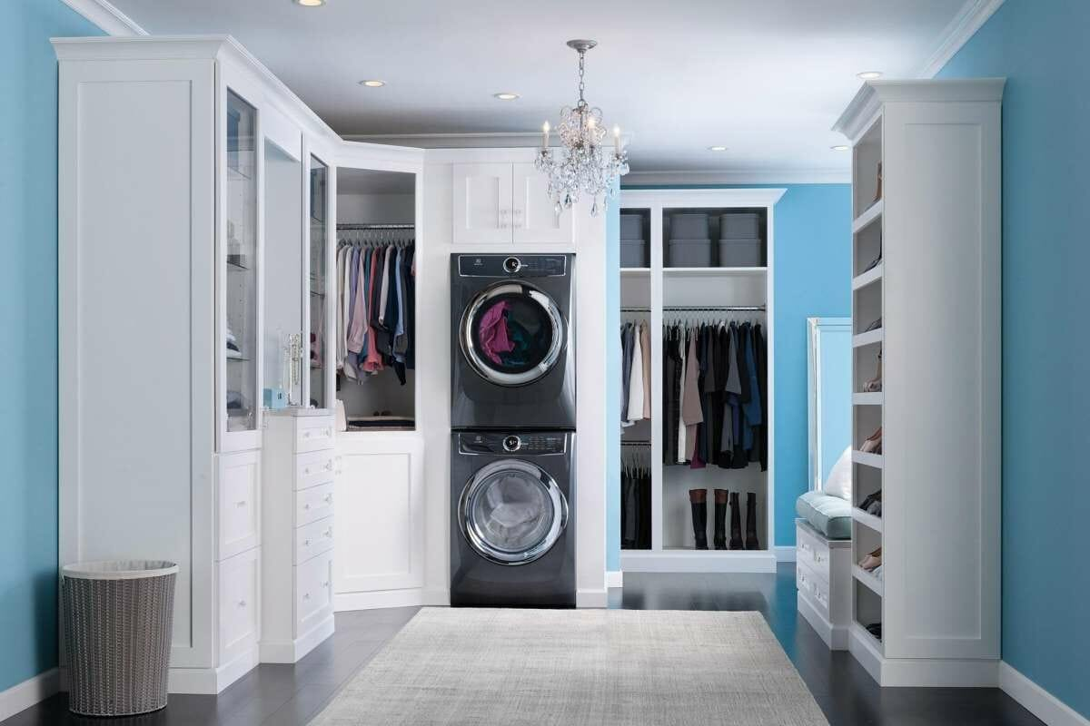 High end laundry room ideas