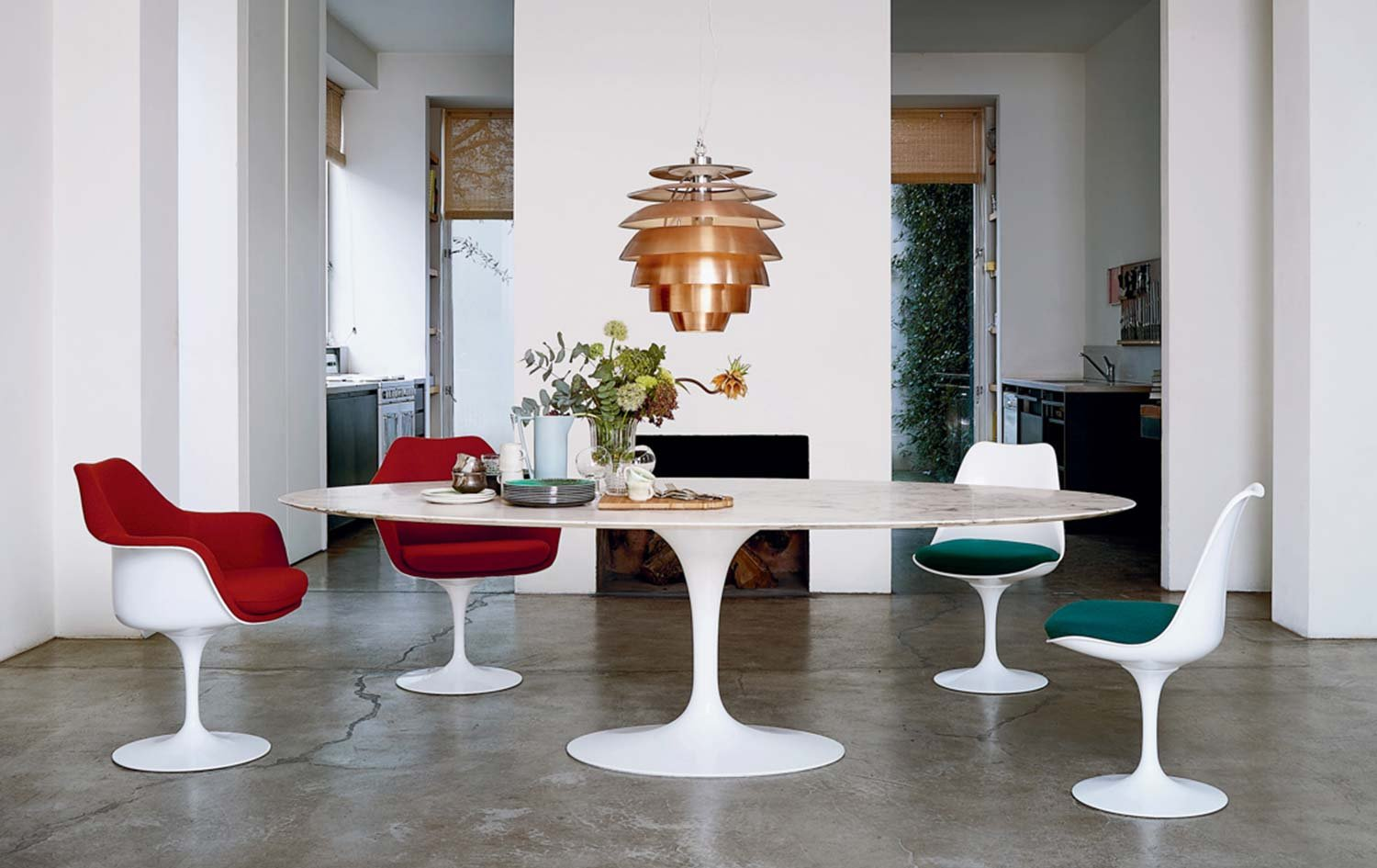 NYC furniture store - Knoll