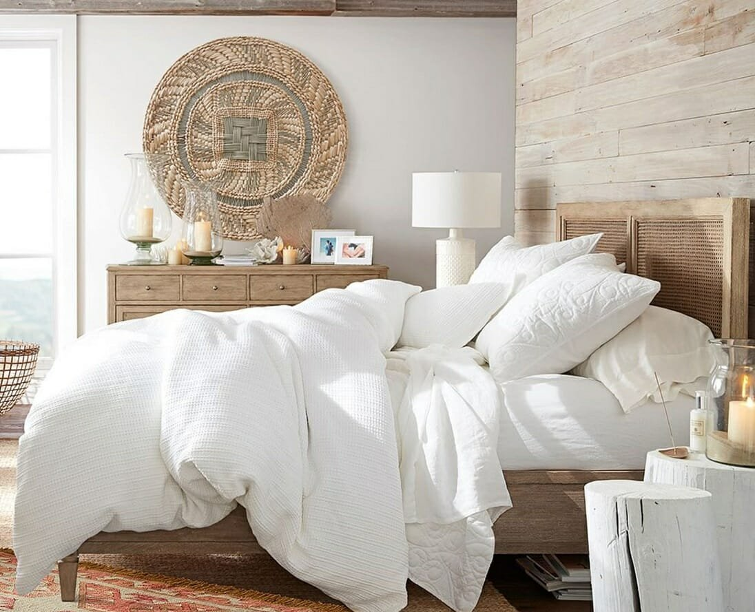 Pottery Barn Black Friday bed deals