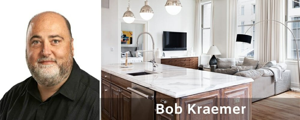 Top Detroit interior designers Bob Kraemer