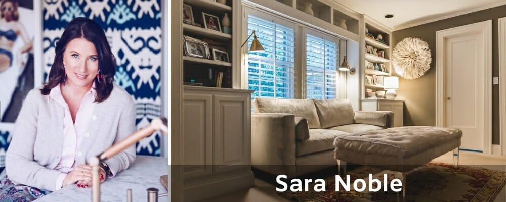 Top Kansas City interior designers Sara Noble